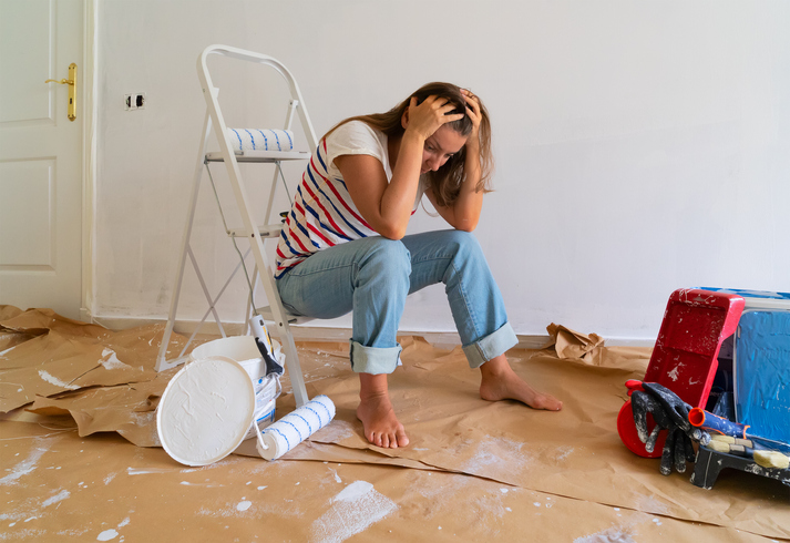 What Can I Do If I Can't Afford to Fix up My House in Kenosha, WI?